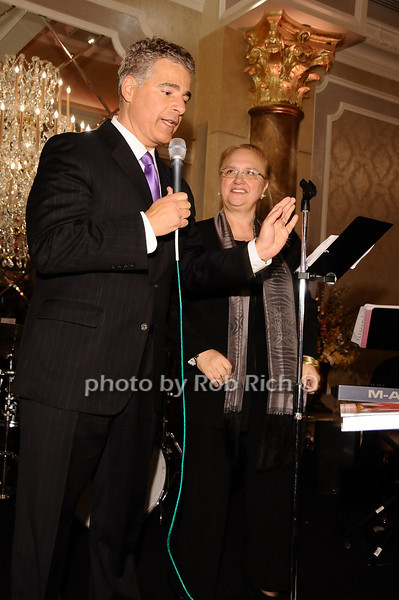Steve Adbuto, Lidia Bastianich<br /> <br /> photo by Rob Rich © 2010 robwayne1@aol.com 516-676-3939