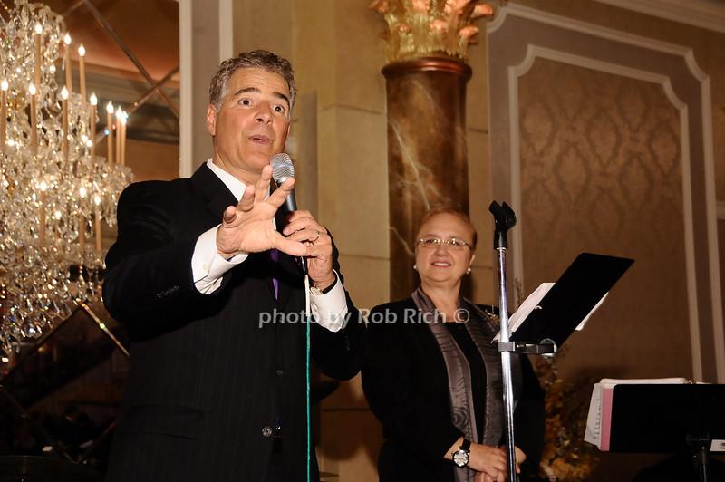 Steve Adbuto, Lidia Bastianich<br /> <br /> photo by Rob Rich © 2010 robwayne1@aol.com 516-676-3939