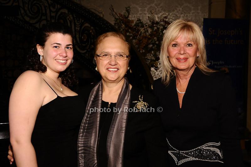Andrianna Infusino, Lidia Bastianich, Donna Graziano<br /> <br /> photo by Rob Rich © 2010 robwayne1@aol.com 516-676-3939