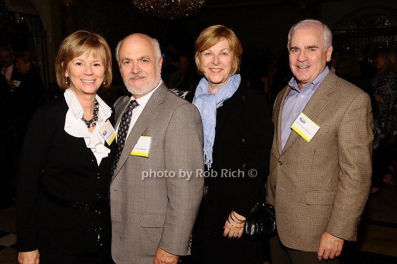 Corrine Labagnara, Dr.James Lagagnara, Susan Kiernan, Thomas J. Kiernan<br /> <br /> photo by Rob Rich © 2010 robwayne1@aol.com 516-676-3939