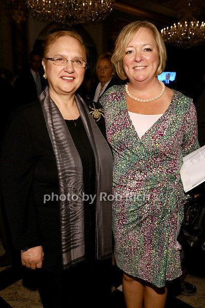 Lidia Bastianich, Liz Regula<br /> <br /> photo by Rob Rich © 2010 robwayne1@aol.com 516-676-3939