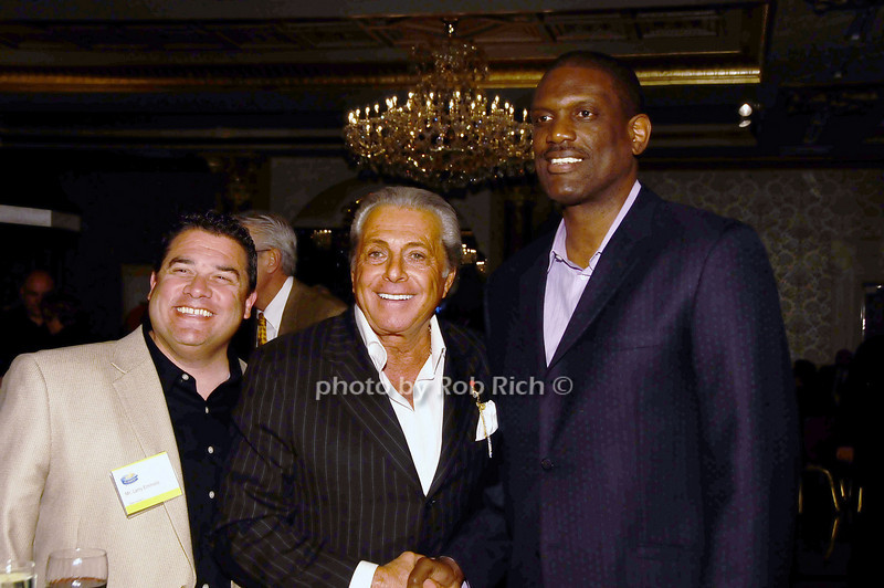 Larry Emmolo, Gianni Russo, Albert King<br /> <br /> photo by Rob Rich © 2010 robwayne1@aol.com 516-676-3939