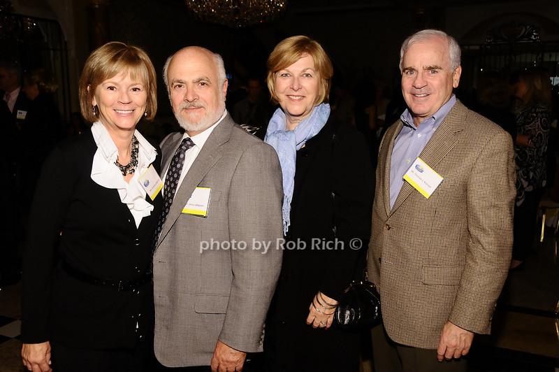 Corrine Labagnara, Dr.James Lagagnara, Susan Kiernan, Thomas J. Kiernan<br /> <br /> photo by Rob Rich © 2010 robwayne1@aol.com 516-676-3939