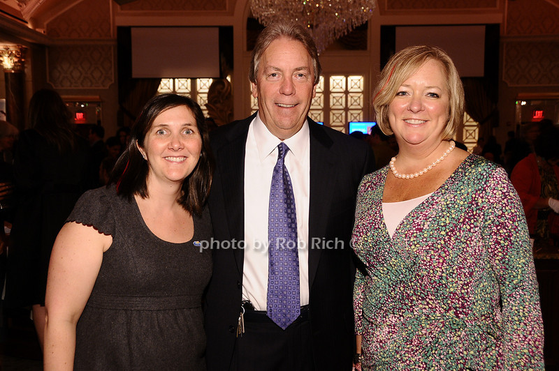 Alyson, Ken Reiher, Liz Regula<br /> <br /> photo by Rob Rich © 2010 robwayne1@aol.com 516-676-3939