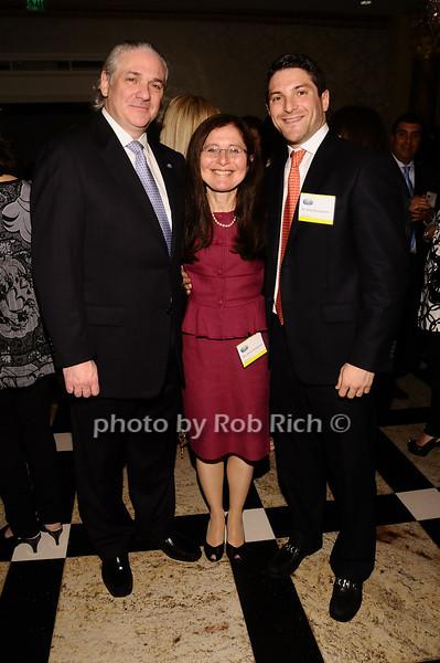 Dr.Allan Strongwater, Arlene Strongwater, David Strongwater<br /> <br /> photo by Rob Rich © 2010 robwayne1@aol.com 516-676-3939