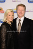 Diana Simms, Phil Simms<br /> <br /> photo by Rob Rich © 2010 robwayne1@aol.com 516-676-3939