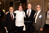 Dr. Adel Zauk, Scott Cutaneo, Phil Simms,  Dr. Denis  Di Lallo<br /> <br /> photo by Rob Rich © 2010 robwayne1@aol.com 516-676-3939