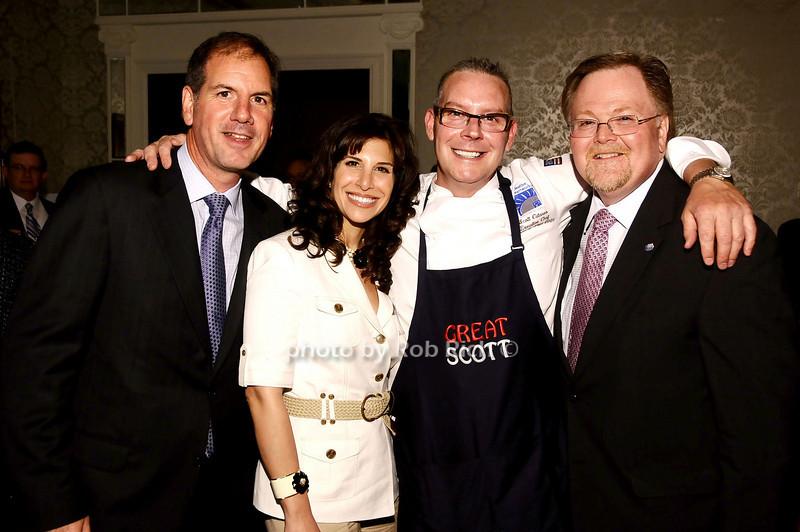 Vincent Tufariello, Jackie Cutaneo,Scott Cutaneo, Tim Barr<br /> <br /> photo by Rob Rich © 2010 robwayne1@aol.com 516-676-3939