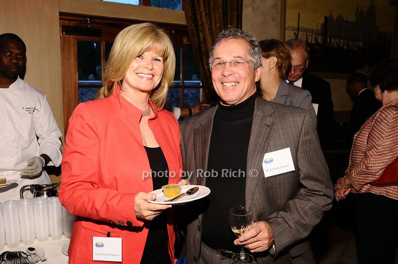 Janice Kaczka, Dennis Kaczka<br /> <br /> photo by Rob Rich © 2010 robwayne1@aol.com 516-676-3939
