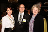 Diedre Ward, Chris Farrell, Claire  Insalata Polous<br /> <br /> photo by Rob Rich © 2010 robwayne1@aol.com 516-676-3939