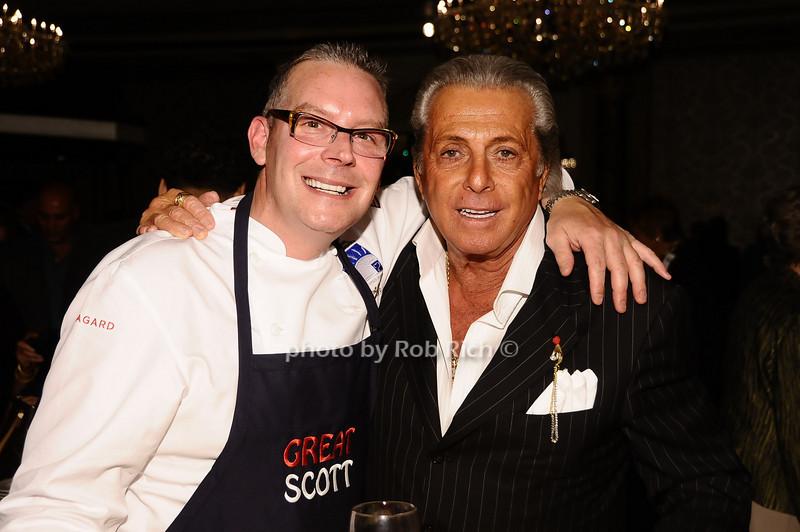 Scott Cutaneo, Gianni Russo<br /> <br /> photo by Rob Rich © 2010 robwayne1@aol.com 516-676-3939