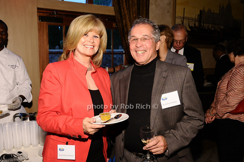 Janice Kaczka, Dennis Kaczka<br /> <br /> photo by Rob Rich © 2010 robwayne1@aol.com 516-676-3939