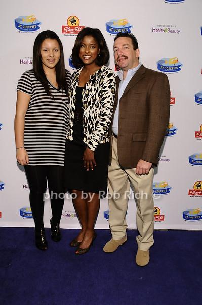 Nikki Stokes, Lori Stokes, Dan Seagul <br /> <br /> photo by Rob Rich © 2010 robwayne1@aol.com 516-676-3939