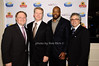 Tim Barr, Phil Simms, Calvin Pace, Dr.Michael Lamacchia<br /> <br /> photo by Rob Rich © 2010 robwayne1@aol.com 516-676-3939