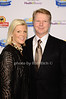 Diana Simms, Phil Simms<br /> <br /> photo by Rob Rich © 2010 robwayne1@aol.com 516-676-3939