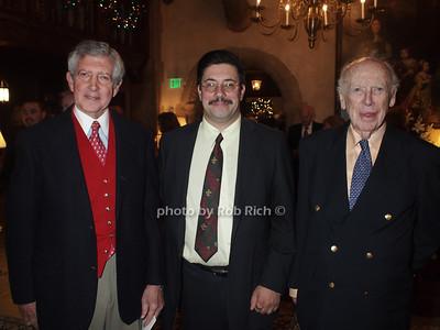 Bob Henning, Vincenet Simeone, Dr.James Watson