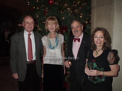 Morgan Brown, Joanne Brown, Wid Delacore,Sally Williams-Allen