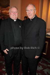 Father West, Monsignor Emmet Fagan photo by Rob Rich © 2009 robwayne1@aol.com 516-676-3939