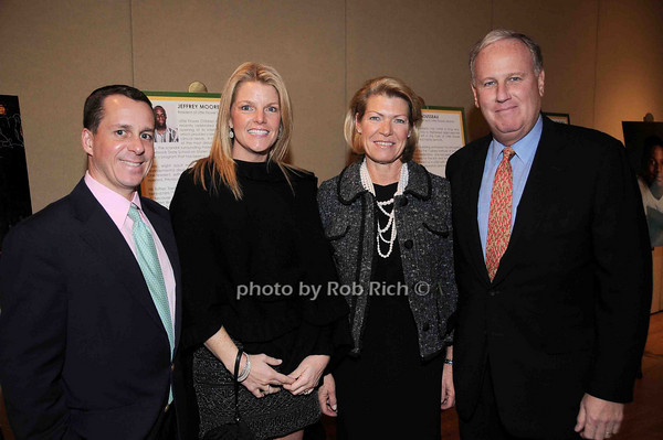 Jim Kenny, Colleen Kenny, Helen Fell, Keith Fell<br /> photo by Rob Rich © 2009 robwayne1@aol.com 516-676-3939