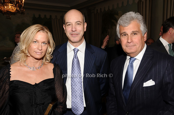Leslie Barbara, Derek Wolman, Jeff Citron<br /> photo by Rob Rich © 2010 516-676-3939 robwayne1@aol.com
