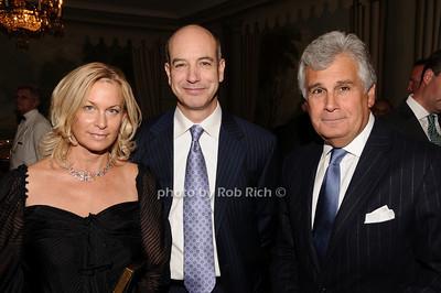 Leslie Barbara, Derek Wolman, Jeff Citron photo by Rob Rich © 2010 516-676-3939 robwayne1@aol.com