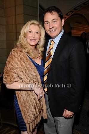 Michelle Walker, Peter Rosenblum<br /> photo by Rob Rich © 2010 516-676-3939 robwayne1@aol.com