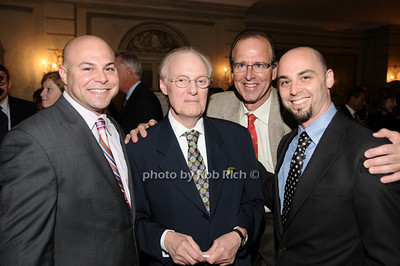 Ari Jacobson, Ray Bennett, Ken Lang, Adam Jacobson photo by Rob Rich © 2010 516-676-3939 robwayne1@aol.com