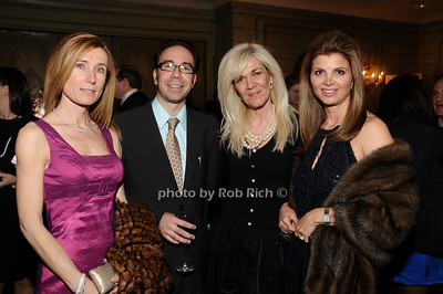 Laoura Jacobson, Dr. Ronald Kokolis, Villy Apostolatos, Liana Makkos photo by Rob Rich © 2010 516-676-3939 robwayne1@aol.com