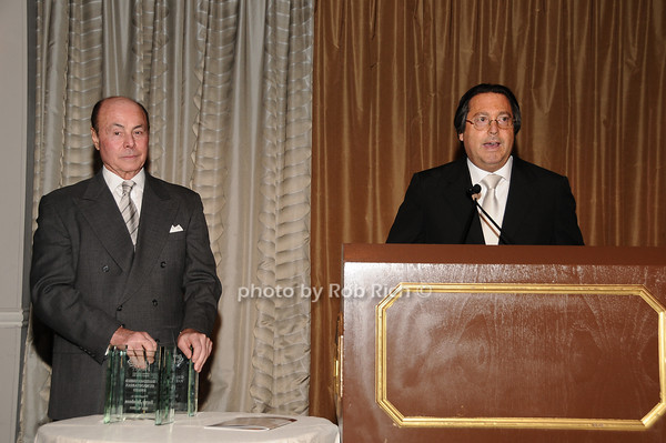 Barry Jacobson, Larry Wohl<br /> photo by Rob Rich © 2010 516-676-3939 robwayne1@aol.com