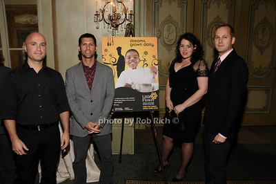 Jason Arzberger, Jeff Diagonale, Christine Bringuez, Troy Mosley photo by Rob Rich © 2010 516-676-3939 robwayne1@aol.com