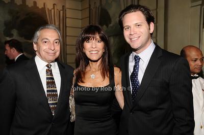 Zack Stein, Irene Cohen, Robert Greenberg photo by Rob Rich © 2010 516-676-3939 robwayne1@aol.com