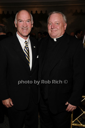 Tom Cullen, Father Pat West<br /> photo by Rob Rich © 2010 516-676-3939 robwayne1@aol.com