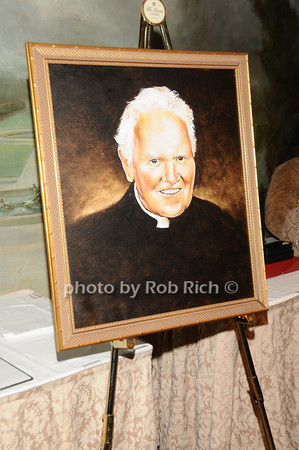 Portrait of Father Fagan