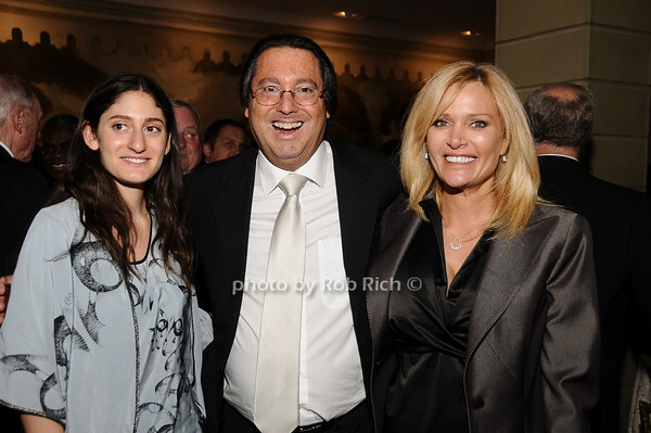 Arden Wohl, Larry Wohl, Leesa Rowland<br /> photo by Rob Rich © 2010 516-676-3939 robwayne1@aol.com