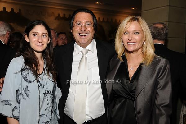 Arden Wohl, Larry Wohl, Leesa Rowland<br /> photo by Rob Rich © 2010 516-676-3939 robwayne1@aol.com