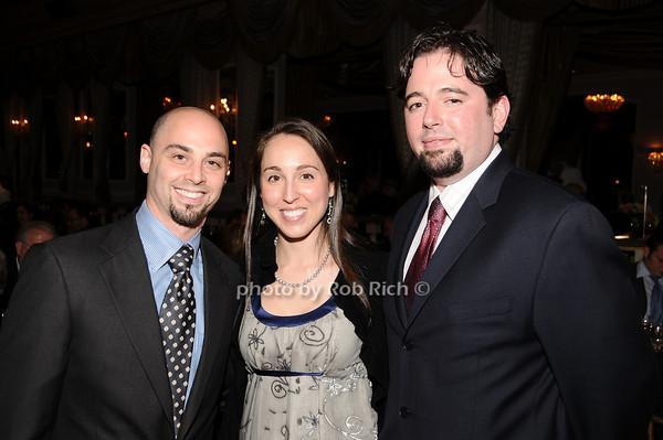 Adam Jacobson, Rosemarie Mosthini,  Joshua Roth<br /> photo by Rob Rich © 2010 516-676-3939 robwayne1@aol.com