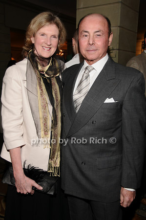 Irene Romano, Barry Jacobson<br /> photo by Rob Rich © 2010 516-676-3939 robwayne1@aol.com