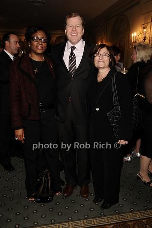 Jackie Baptiste, Greg Reimers, Patricia Sullivan<br /> photo by Rob Rich © 2010 516-676-3939 robwayne1@aol.com