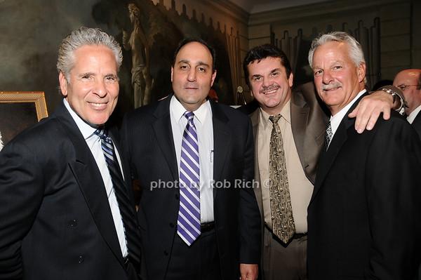 Frank Lagrega, Steven Grieco, George Anuszkiewcz, Pat Losey photo by Rob Rich © 2010 516-676-3939 robwayne1@aol.com