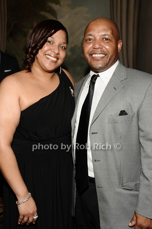 Melissa Davis, Charles Bennett<br /> photo by Rob Rich © 2010 516-676-3939 robwayne1@aol.com
