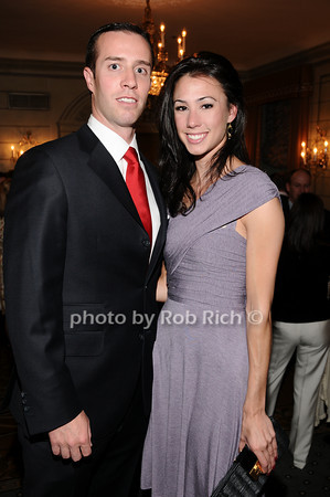Adam  Camhi, Diane Mazurek<br /> photo by Rob Rich © 2010 516-676-3939 robwayne1@aol.com