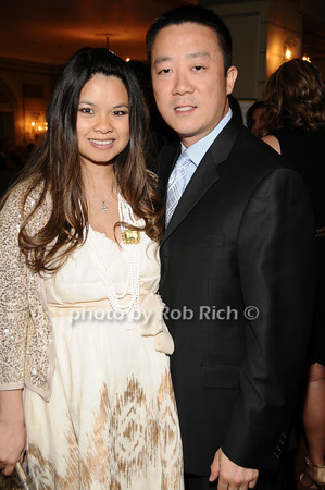Mina-Jacqueline Poon, Herman Poon photo by Rob Rich © 2010 516-676-3939 robwayne1@aol.com