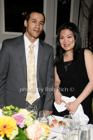 Raul Marrero, wife<br /> photo by Rob Rich © 2010 516-676-3939 robwayne1@aol.com