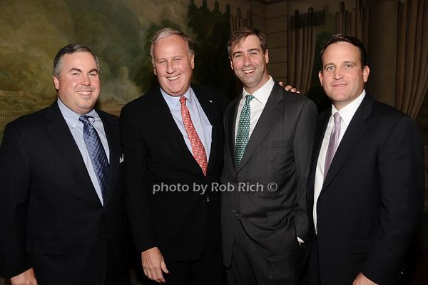 Greg Oneill, Keith Fell, Michael Rafferty, Billie Roberti<br /> photo by Rob Rich © 2010 516-676-3939 robwayne1@aol.com
