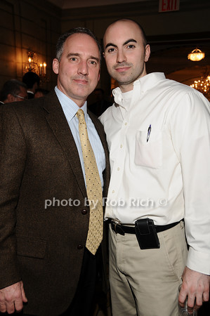 Ray Cummmings, Mario Tedesco<br /> photo by Rob Rich © 2010 516-676-3939 robwayne1@aol.com