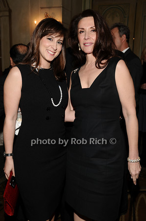 Andrea Mesis, Anne Fahy<br /> photo by Rob Rich © 2010 516-676-3939 robwayne1@aol.com