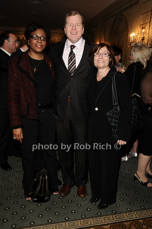 Jackie Baptiste, Greg Reimers, Patricia Sullivan<br /> photo by Rob Rich © 2010 516-676-3939 robwayne1@aol.com