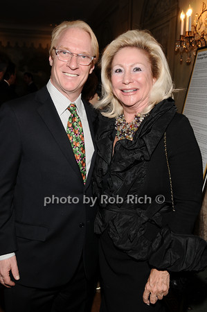 Robert Pierot, Margaret Ahnert<br /> photo by Rob Rich © 2010 516-676-3939 robwayne1@aol.com
