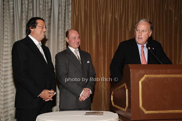 Larry Wohl, Barry Jacobson, Ketih Fell<br /> photo by Rob Rich © 2010 516-676-3939 robwayne1@aol.com