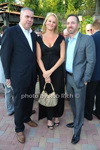 Dan Fisher, Jessica Sarter, Matthew Fraas